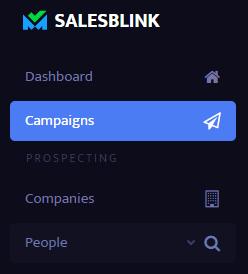 Click on Campaign